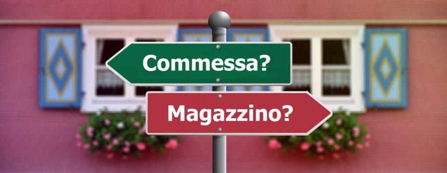Commessa Magazzino